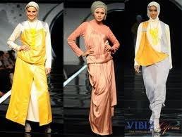 Model Baju Pesta Lebaran Modern