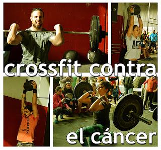 Crossfit AranBox Aranjuez Fundación Cris cáncer