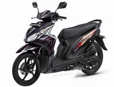 Honda New Vario Injeksi