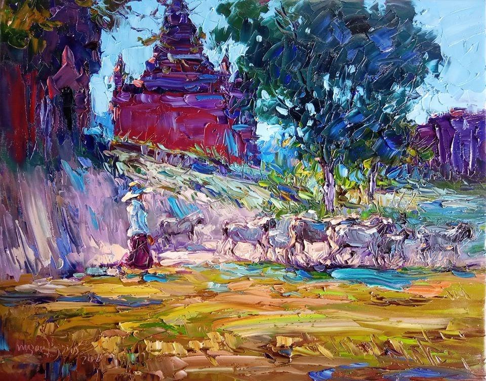Myoe Kyaw Going Together