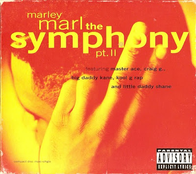 Marley Marl – The Symphony, Pt. II (CDS) (1991) (320 kbps)