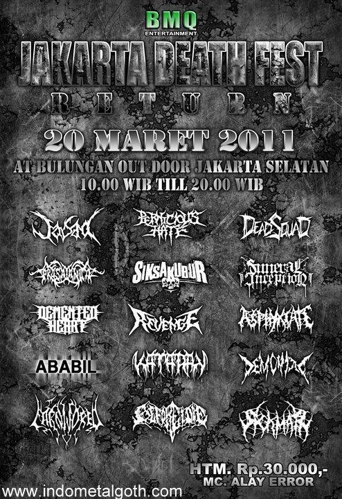 Jakarta Death Festival