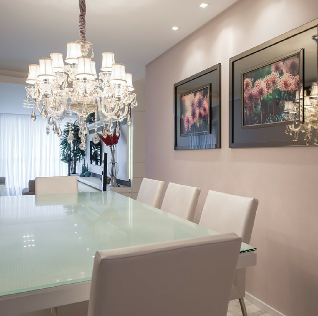 Sala De Jantar Mesa Branca ~ Mesa branca para sala de jantar  Realizando um Sonho  Casamento