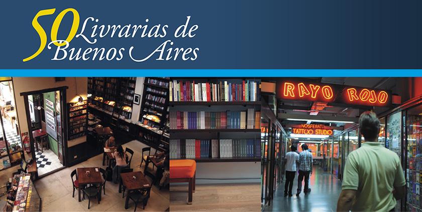 Cinquenta Livrarias de Buenos Aires