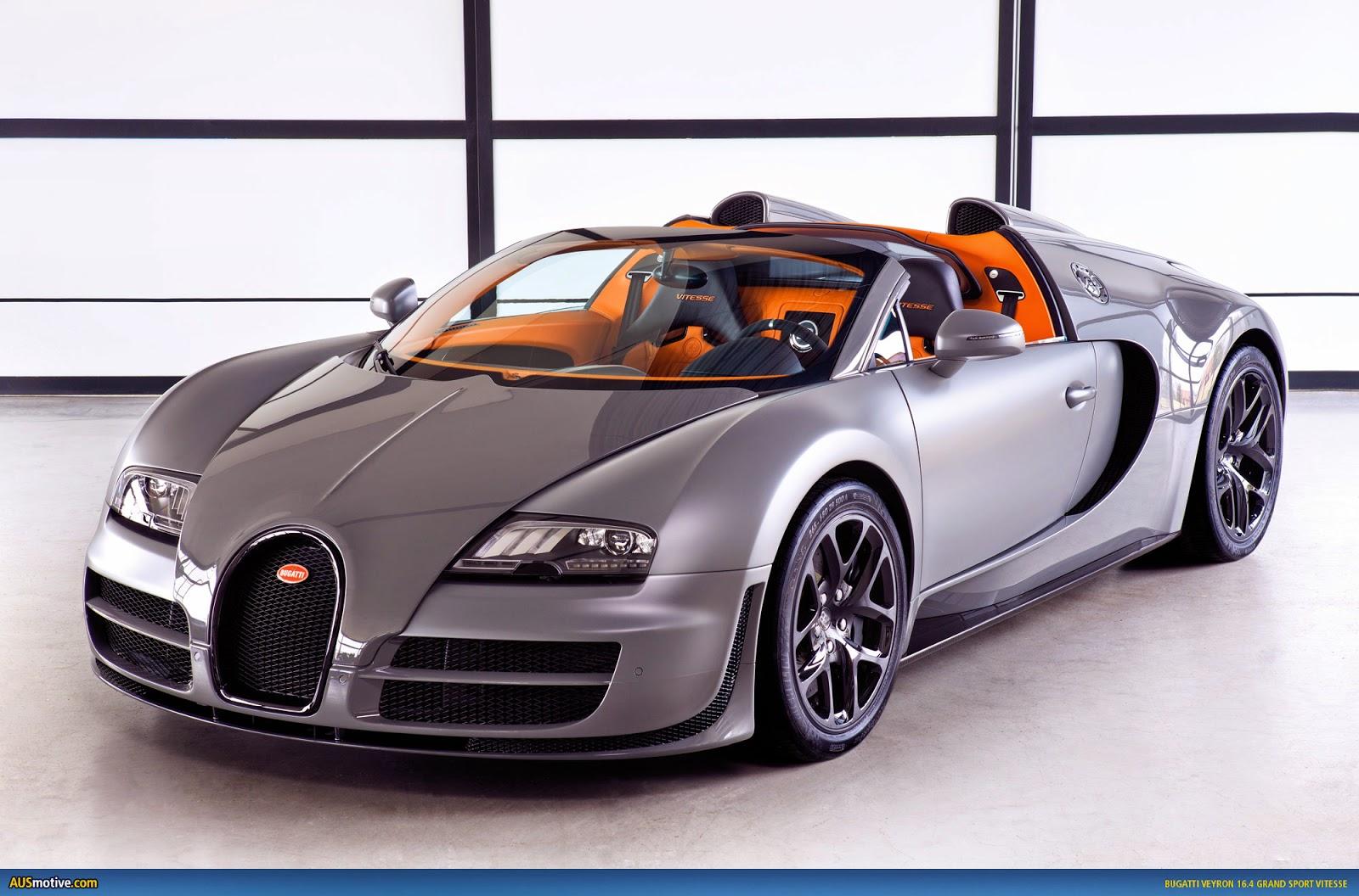 Bugatti Veyron 16.4 Grand Sport Vitesse models 2014