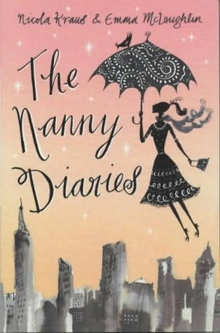 The Nanny Diaries book cover
