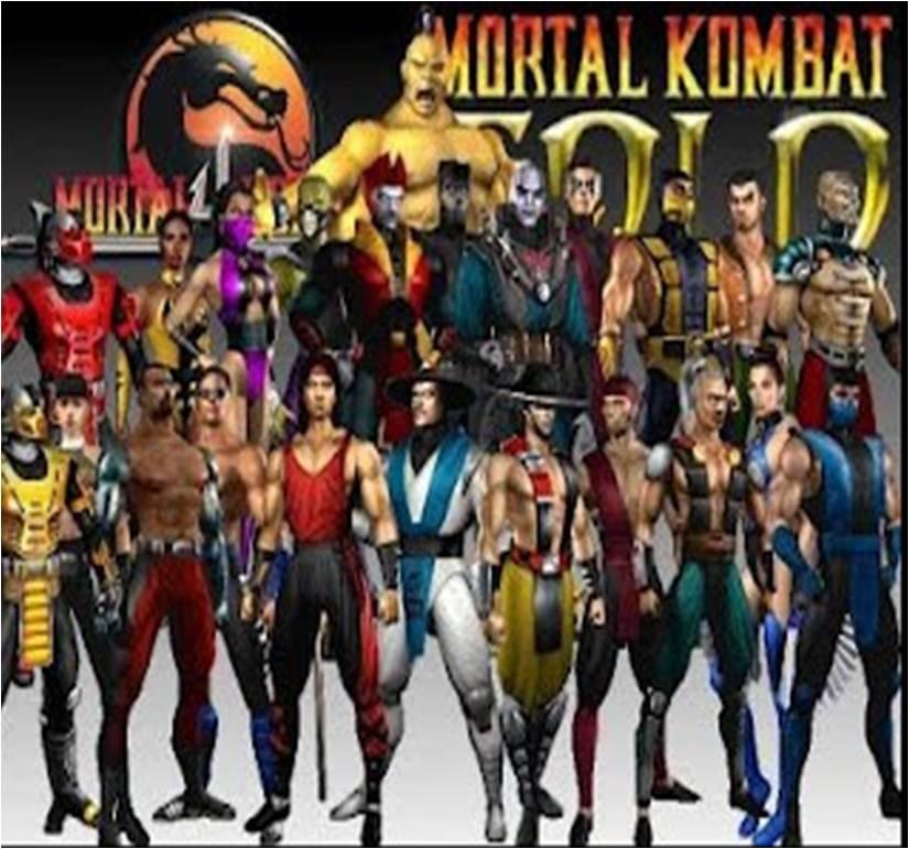 descargar juego de mortal kombat 4 para pc