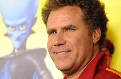 "Will Ferrell loves Jay-Z + Kanye ""N****'s In Paris song"