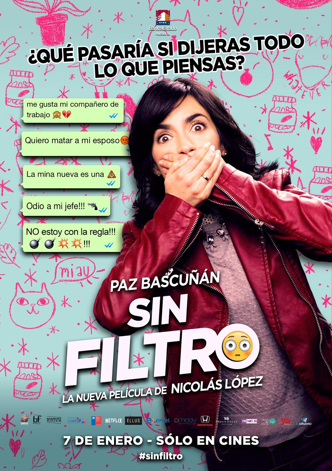 Sin filtro (2016)