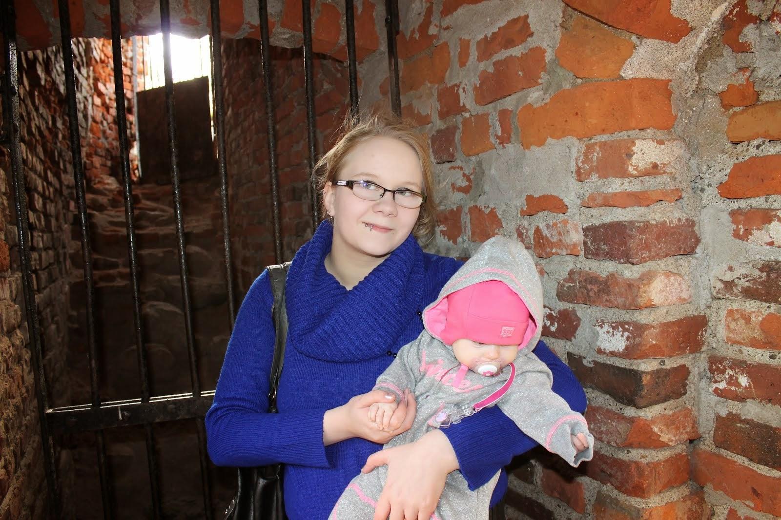 Tyttäreni kanssa