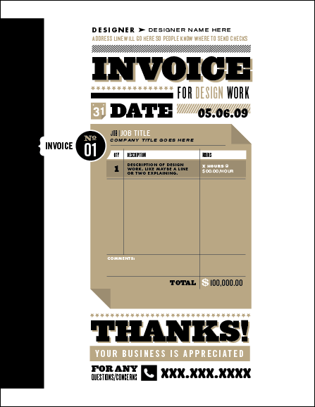 28+ [ fancy invoice template ] | theme enabled excel templates, Invoice templates