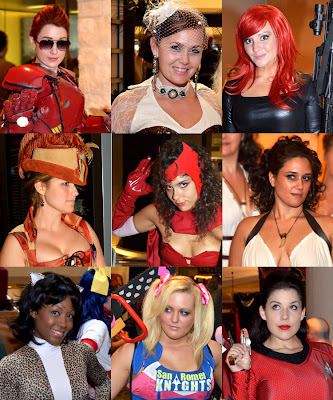 The Wonderful Women of Dragon*Con
