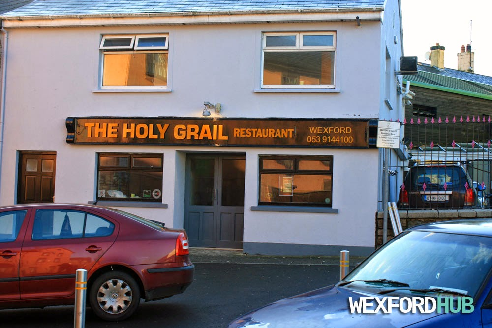 The Holy Grail Restaurant, Wexford