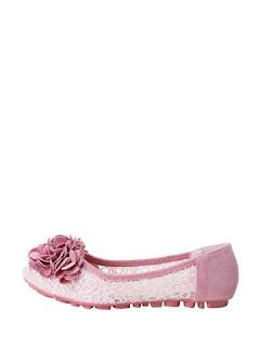 Model sepatu balet wanita terbaru desain elegan