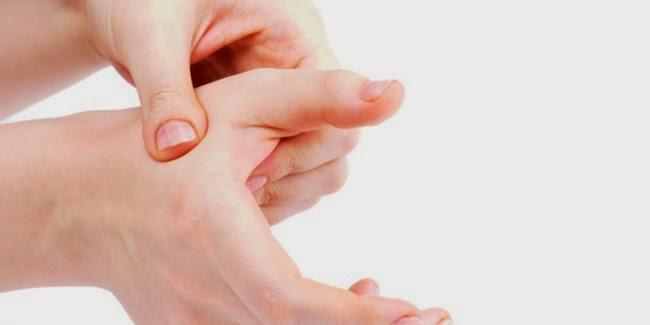 Kesehatan : Bagian Tubuh ini Kalau Di Pijat Bisa Meredakan Rasa Sakit