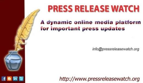 Press Release Watch