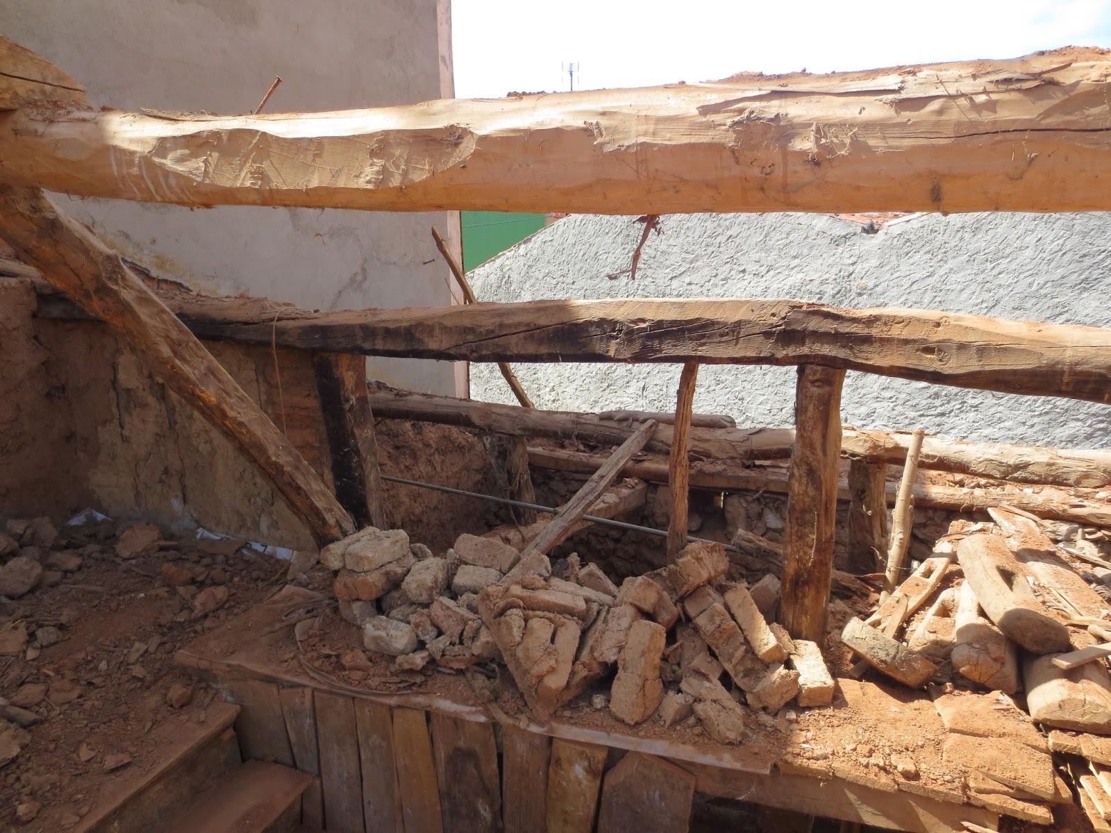 El talon sierte construcci n en segovia restauraci n y - Restaurar casas antiguas ...