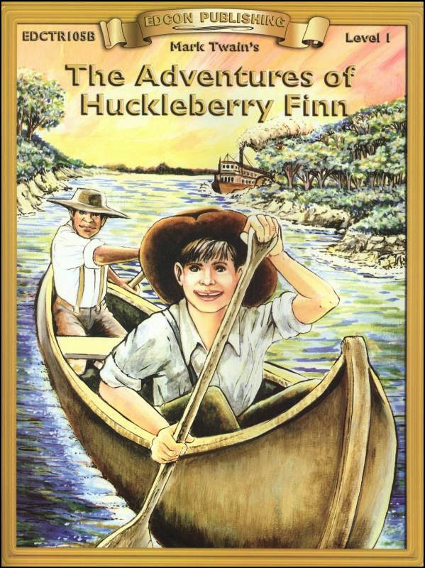 an overview of the shock therapy for the americans in the novel the adventures of huckleberry finn b Huck finn essay huck finn essay essay on huck finn 822 words | 4 pages parental influence on huck finn in mark twain's novel adventures of huckleberry finn.