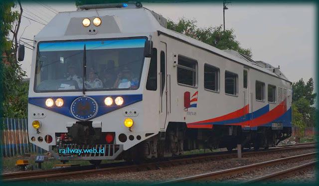 Desain KA Rail One