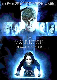 La Maldición de Molly Hartley Poster