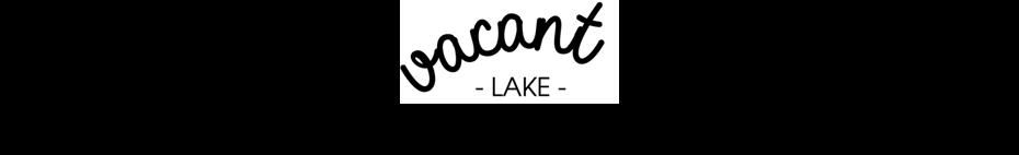 Vacant Lake - Fashion Blogger