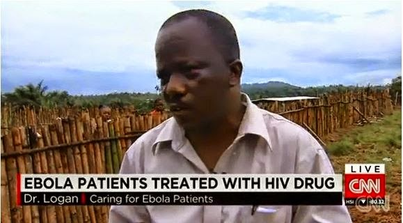 Ebola: Doctor 'Successfully' Treats patients with HIV Drug in Liberia