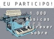 Projeto: [1.000 músicas]
