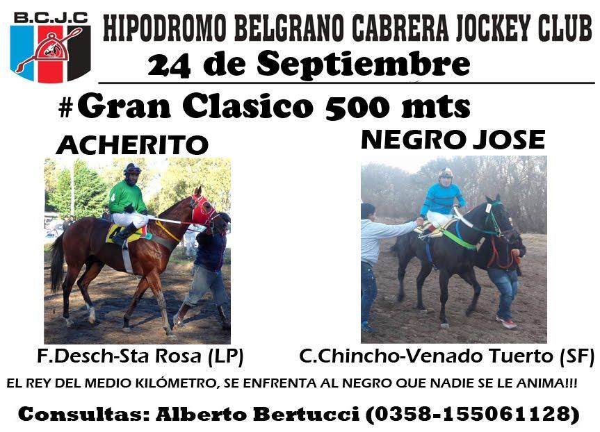 GENERAL CABRERA CLASICO