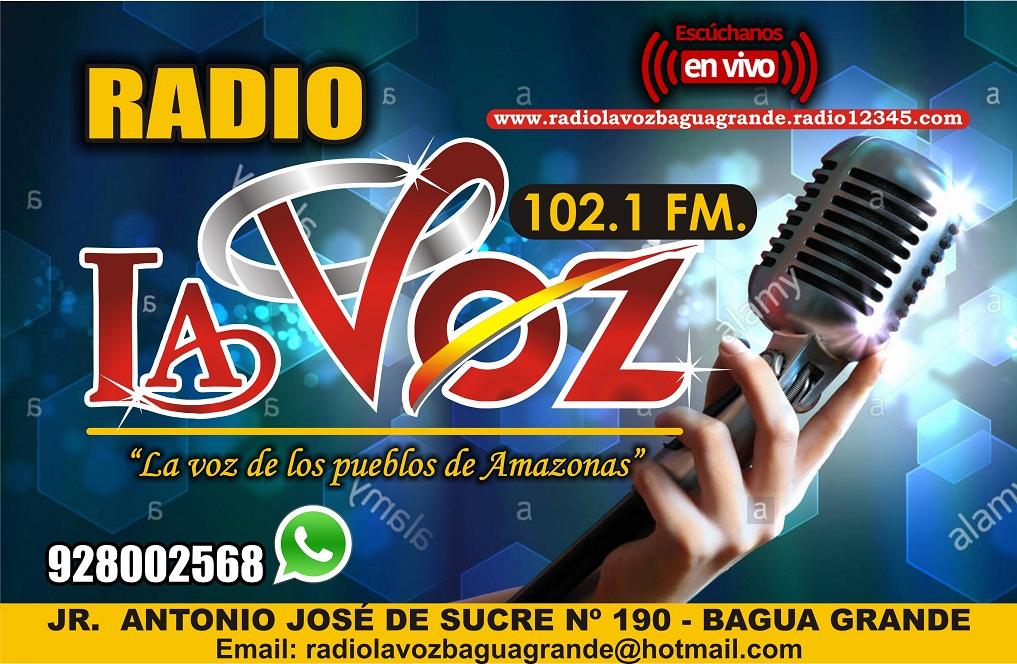 "RADIO ""LA VOZ"" DE BAGUA GRANDE"