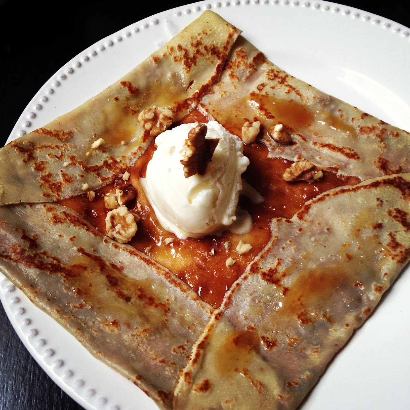 Le Carpe Diem, Adelaide, Food, Crepes, Grenfell Street, Roeun, Galette, Salted Caramel Butter