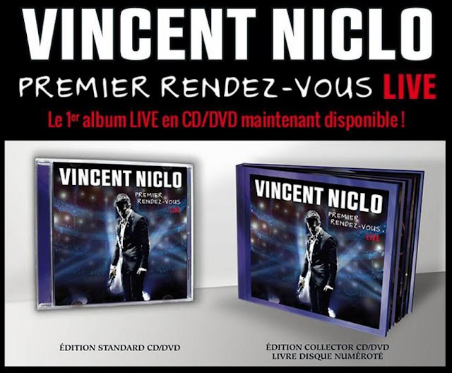 Vincent Niclo - Premier Rendez-Vous LIVE