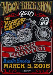 Moon Bike Show