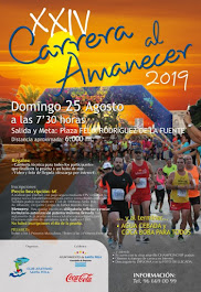 25-08-2019  XXIV CROSS AMANECER