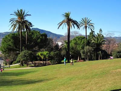 Parque de Torreblanca en Sant Feliu
