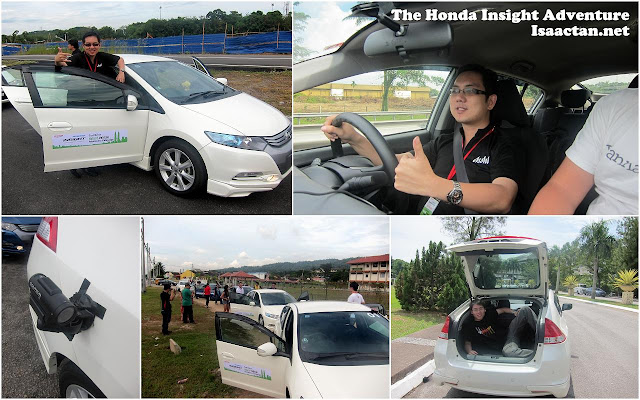 Honda Hybrid Launch 2012
