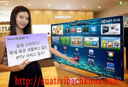 Bảo hành tivi Samsung của trung tâm bảo hành tivi Samsung