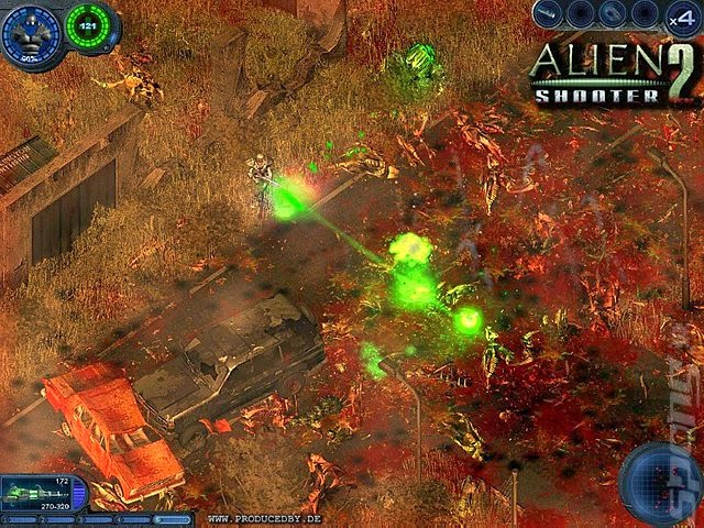 Alien Shooter Free Download for Windows 10, 7, 8/8.1 (64 ...