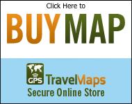 GPS, Map, Guatemala