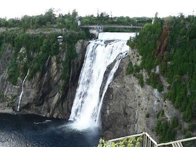 Cataratas de Montmorency – Quebec
