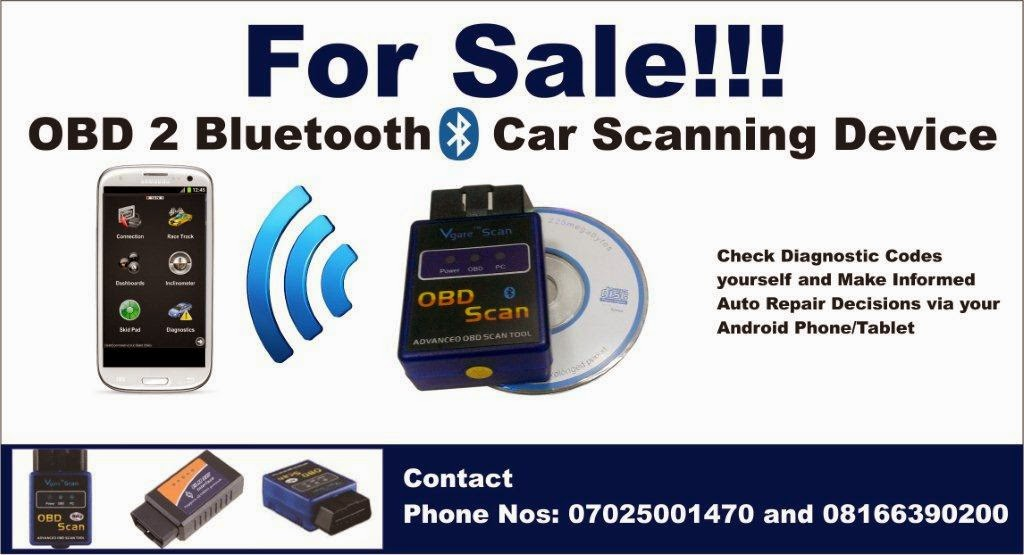 OBD FOR SALE