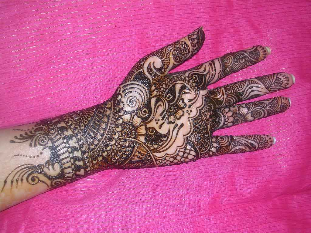 Most Popular Mehndi Design For Eid Fashionguru99