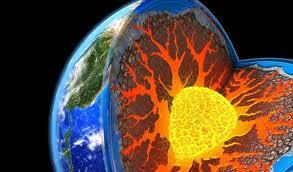 composizione del nucleo della terra