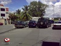car parking in Brunei