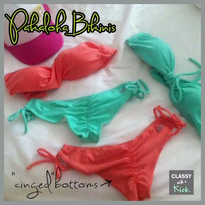 Classy with a Kick: Pakaloha Bikinis Maui