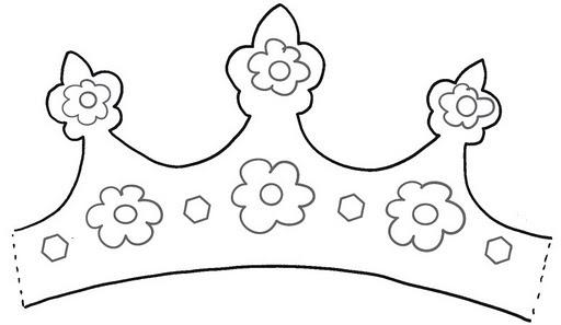 Coronas de cumpleaños para imprimir - Imagui