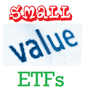 small value etfs