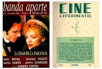 Digitalización de revistas cinematográficas