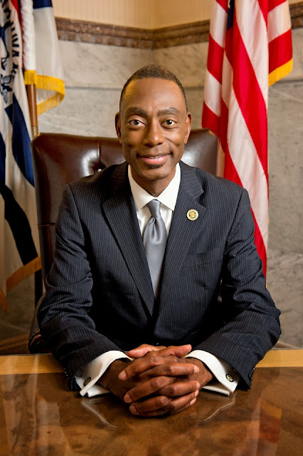 Mayor; Mark Mallory; Cincinnati; Mayor of Cincinnati; City Hall
