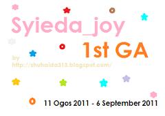 Syieda_Joy 1st GA