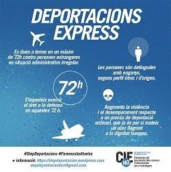 Què és una deportació express?